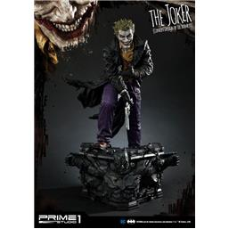 The Joker Statue by Lee Bermejo 71 cm