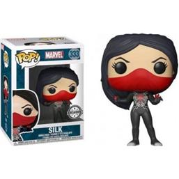 Marvel Silk Exclusive POP! Marvel Vinyl Bobble-Head Figur (#333)