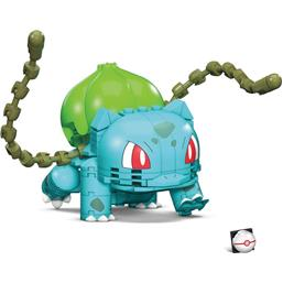 Bulbasaur Mega Construx Wonder Builders Construction Set 10 cm