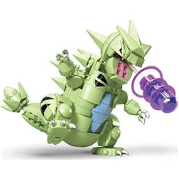 Tyranitar Mega Construx Wonder Builders Construction Set 15 cm