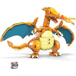 Charizard Mega Construx Wonder Builders Construction Set 10 cm