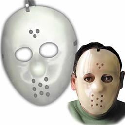 Jason Voorhees glow-in-the-dark maske