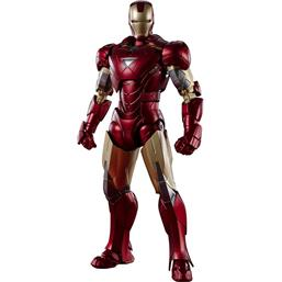 Iron Man Mark 6 Figuarts Action Figure (Battle of New York Edition) 15 cm