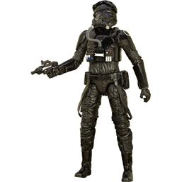 First Order TIE Fighter Pilot Black Series Action Figur