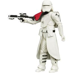 First Order Snowtrooper Officer Black Series Action Figur