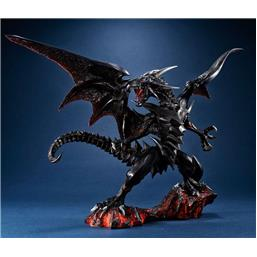 Red-eyes Black Dragon Duel Monsters Art Works Monsters PVC Statue 32 cm