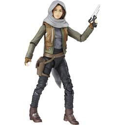 Jyn Erso (Jedha) Black Series Action Figur