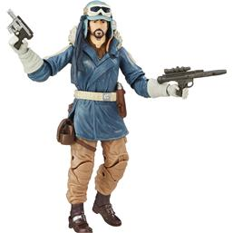 Captain Cassian Andor (Eadu) Black Series Action Figur