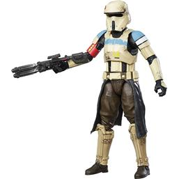 Star Wars: Scarif Stormtrooper Squad Leader Black Series Action Figur