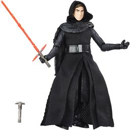 Kylo Ren Unmasked Black Series Action Figur