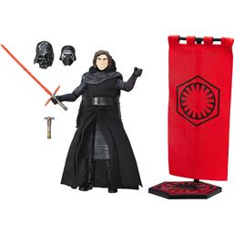 Kylo Ren Exclusive Black Series Action Figur
