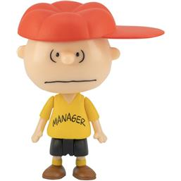 Charlie Brown ReAction Action Figure Manager 10 cm