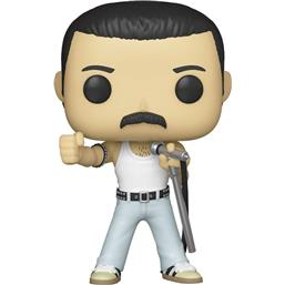 Freddie Mercury Radio Gaga POP! Rocks Vinyl Figur (#183)