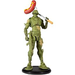 Plastic Patroller Action Figure 18 cm