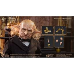Gringotts Head Goblin My Favourite Movie Action Figure 1/6 20 cm