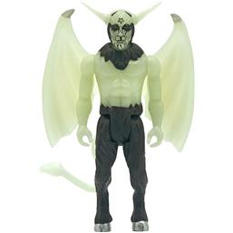 Diverse: Venom Black Metal (Glow In The Dark) ReAction Action Figure 10 cm