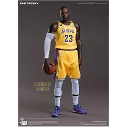 NBA: LeBron James Collection Real Masterpiece Actionfigur 1/6 30 cm