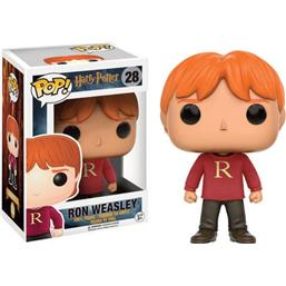 Harry Potter: Ron Weasley i Sweater POP! Vinyl Figur (#28)
