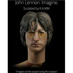 Beatles:  John Lennon Action Figur