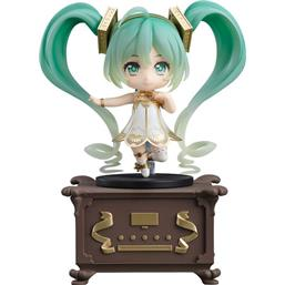 Character Vocal Series: Hatsune Miku Symphony 5th Anniversary Vocal Series 01 Nendoroid Action Figure 10 cm