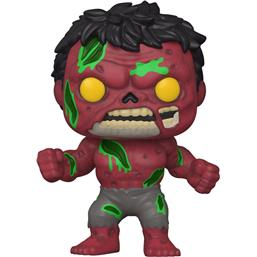 Zombie Red Hulk POP! Marvel Vinyl Figur (#790)