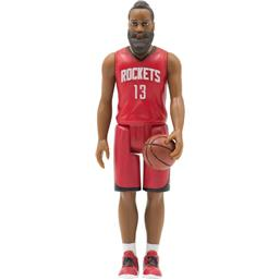 NBA: James Harden (Rockets) ReAction Action Figure 10 cm