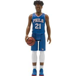 NBA: Joel Embiid (76ers) ReAction Action Figure 10 cm