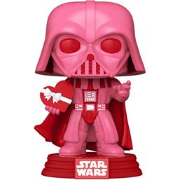 Darth Vader w/Heart POP! Valentines Vinyl Figur (#417)