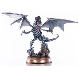 Blue-Eyes White Dragon Silver Edition Statue 35 cm