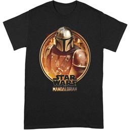 The Mandalorian Framed T-Shirt