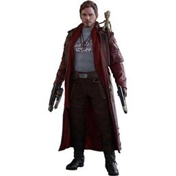 Guardians of the Galaxy: Star-Lord Movie Masterpiece 1/6 Skala Deluxe Version