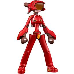 FLCL: Canti Red Diecast Action Figure Ver. 18 cm