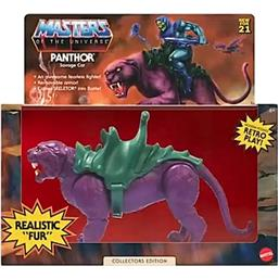Panthor Flocked Collectors Edition Exclusive Action Figure 14cm