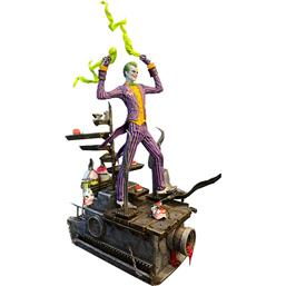 The Joker Arkham Asylum Statue 1/8  40 cm