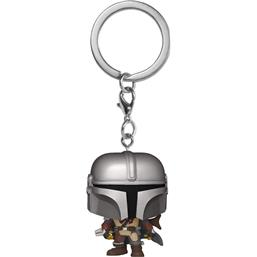 Star Wars: The Mandalorian Pocket POP! Vinyl Nøglering