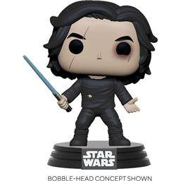 Ben Solo w/Blue Light Saber POP! Movies Vinyl Figur