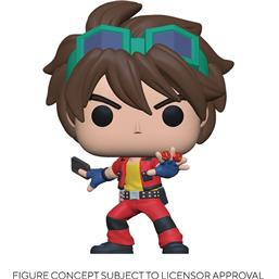 Dan POP! Animation Vinyl Figur