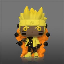 Naruto Shippuden : Naruto Six Path Sage (Glow) Specialty Series POP! Animation Vinyl Figur