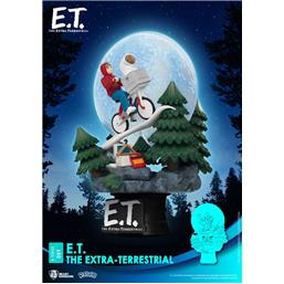 The Extra-Terrestrial D-Stage Diorama Iconic Scene Movie Scene 15 cm