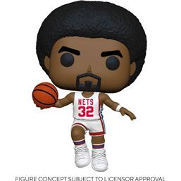 NBA: Julius Erving (Nets Home) POP! Sports Vinyl Figur