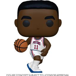 NBA: Isiah Thomas (Pistons Home) POP! Sports Vinyl Figur