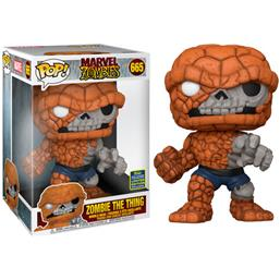 The Thing Exclusive Marvel Zombies POP Exclusive Figur 25 cm (#665)