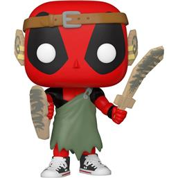 LARP Deadpool POP! Vinyl Figur (#780)