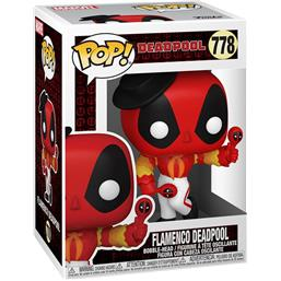 Flamenco Deadpool POP! Vinyl Figur (#778)