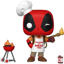 Backyard Griller Deadpool POP! Vinyl Figur (#774)