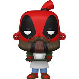 Coffee Barista Deadpool POP! Vinyl Figur (#775)