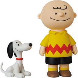 Snoopy & Charlie Brown UDF Series 12 Mini Figures 50's 4 - 9 cm