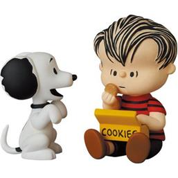 50's Snoopy & Linus UDF Series 12 Mini Figures 5 - 6 cm