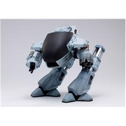 Battle Damaged ED209 Exquisite Mini Action Figure with Sound Feature 1/18 15 cm