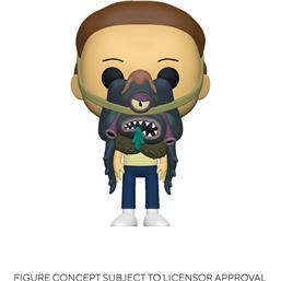 Morty w/ Glorzo POP! Animation Vinyl Figur